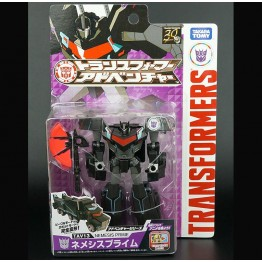 TakaraTomy Transformers Adventure TAV-13 Nemesis Prime