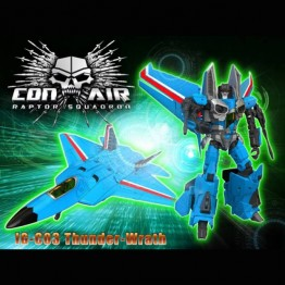 IGear IG-C03 Raptor Squadron Thunder-Wrath (Blue)