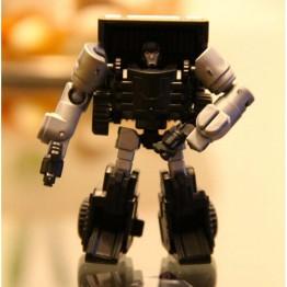 IGear Exclusive Mini Warriors MW-02B Black Rage