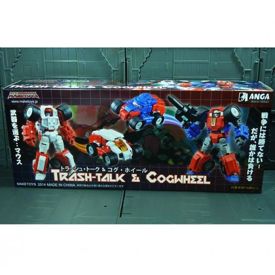 Maketoys  Trash-Talk & Cogwheel Set  Type