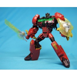 TAKARA TOMY FIREBLAST FOC 30th Exclusive GRIMLOCK