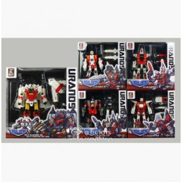 TFC Uranos Full Set of 5