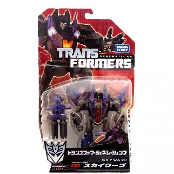 Transformers TakaraTomy  Generations TG-18 Skywarp