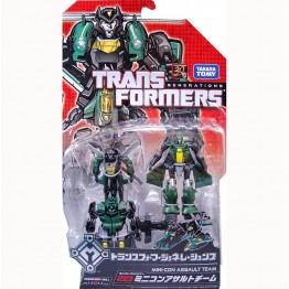 TakaraTomy Transformers Generations Generations TG-32 MINI CON