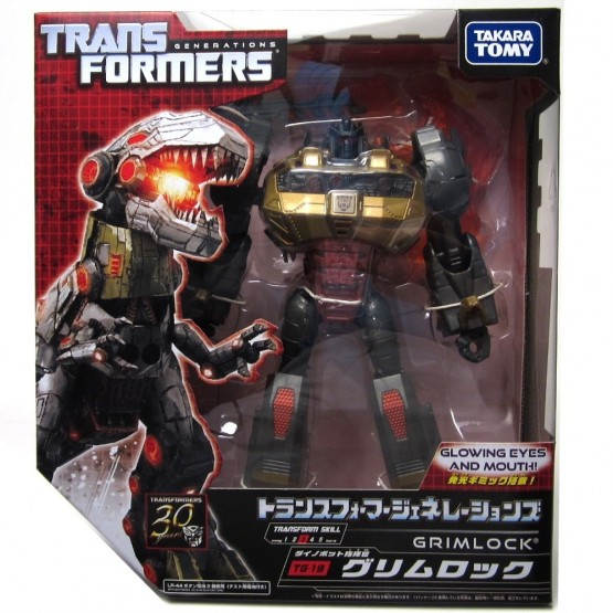 TakaraTomy Transformers Generations TG-19 Grimlock