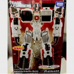 Transformers TakaraTomy  Generations TG-23 Metroplex