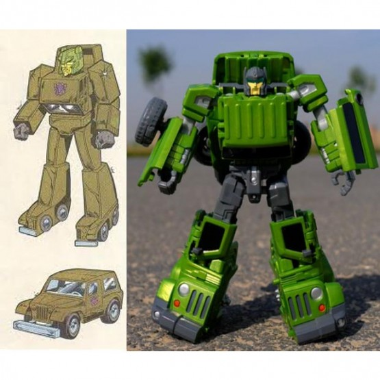 ToyWorld  TW-01 Grind rod