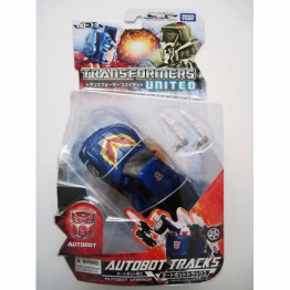 TakaraTomy Transformers United UN-13 TRACKS