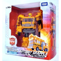TakaraTomy Transformers United UN-11 Grapple
