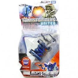 TakaraTomy Transformers United UN21 Scourge