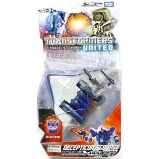 TakaraTomy Transformers United UN21 Scourge