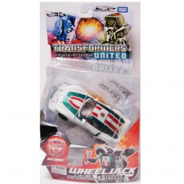 TakaraTomy Transformers United UN-19 WHEELJACK