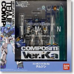 Special offer~ Bandai Virtual On Composite Ver.Ka Temjin