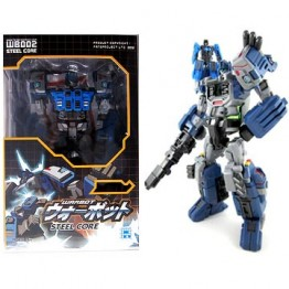 FANSPROJECT Warbot WB002 STEEL CORE