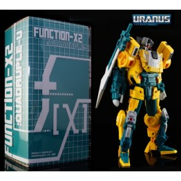 Fansproject Function-X2 Code Headmaster Quadruple-U
