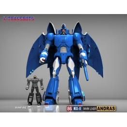 Xtransbots - MX-II Andras (ReRun)