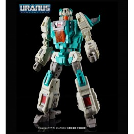 Fansproject Function-X3 Code Headmaster Smart Robin
